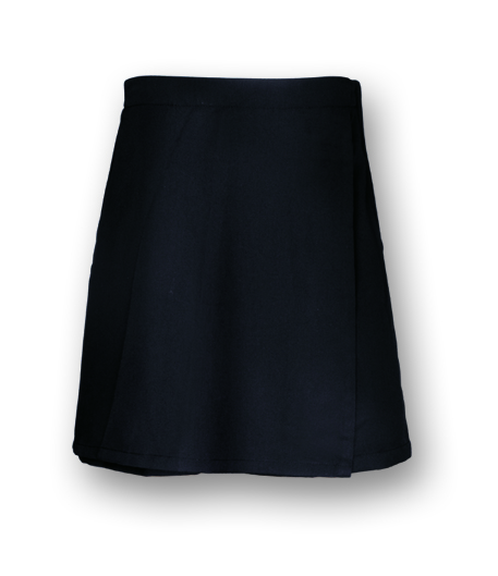 Greerton Village Primary School Kids Girls School Skorts Black